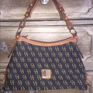 Authentic Dooney and Bourke Handbag